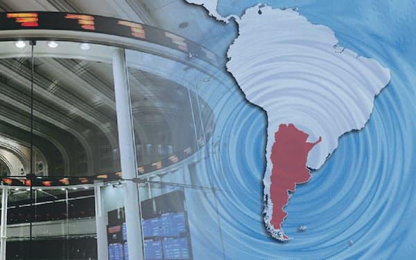 アルゼンチン発の新興国市場の動揺で世界的にリスク回避姿勢が強まった
