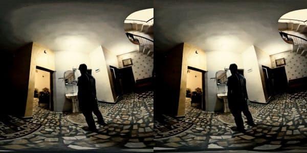 小泉明郎「Sacrifice」(2018年、VRインスタレーション) (C) Meiro Koizumi Courtesy of the artist, Annet Gelink Gallery and MUJIN-TO Production