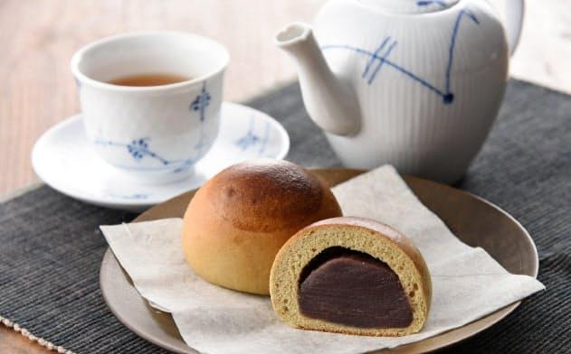 広島アンデルセンは浅野氏入城400年を記念したあんパンを期間限定で発売する