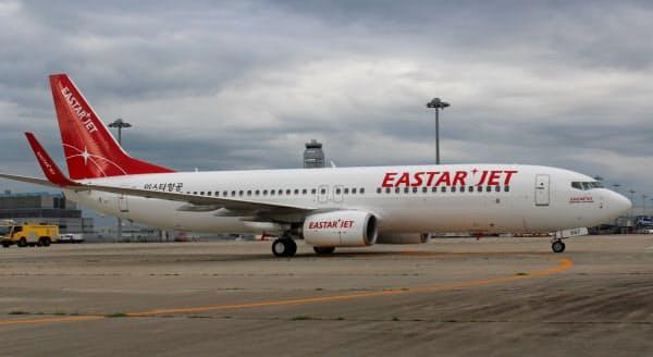 韓国の航空各社は関西国際空港を発着する便を減らす見通しだ