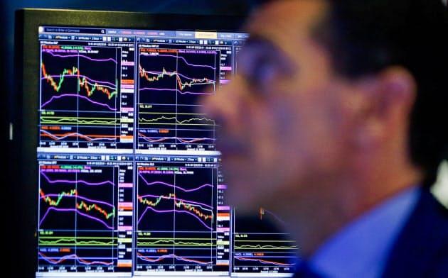 関税先送りで米株価は急上昇した=ロイター