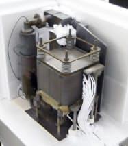 バイオマスガスから発電する燃料電池を開発した