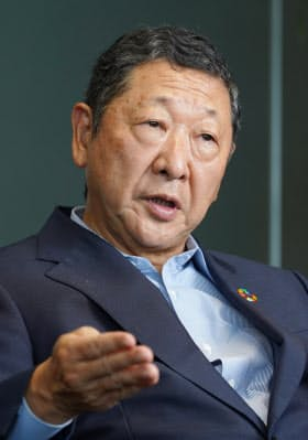 後藤高志氏
