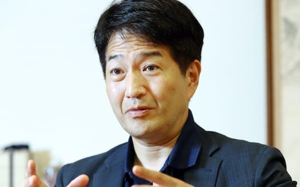 国民民主党の奥野総一郎憲法調査会事務局長