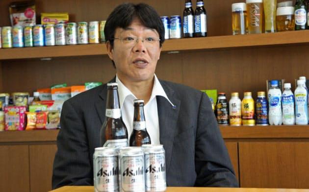 アサヒビールの東京2020オリンピック・パラリンピック本部杉浦克典室長