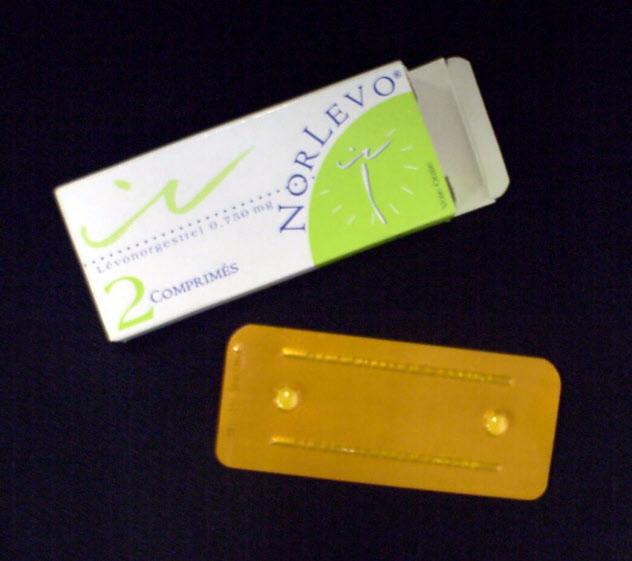 緊急避妊薬「ノルレボ」