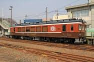 「ぐるっと三陸周遊号」には、三陸鉄道のお座敷車両などを使う