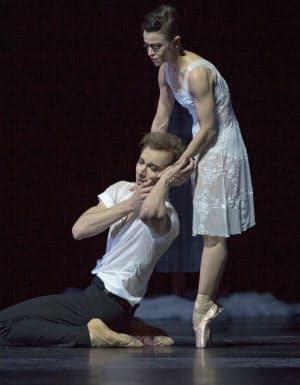 ドイツで上演したチャイコフスキーの原典版音楽とオリジナル台本による「白鳥の湖」((C)Gert_Weigelt)