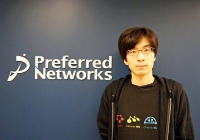 プリファード・ネットワークスの村井翔吾さん