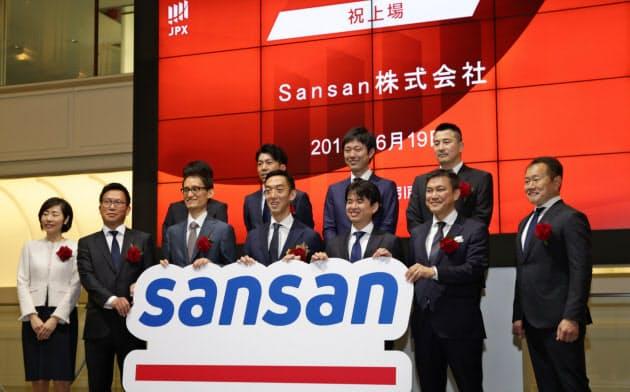 SaaSに追い風 新興勢の大型調達・IPO続々