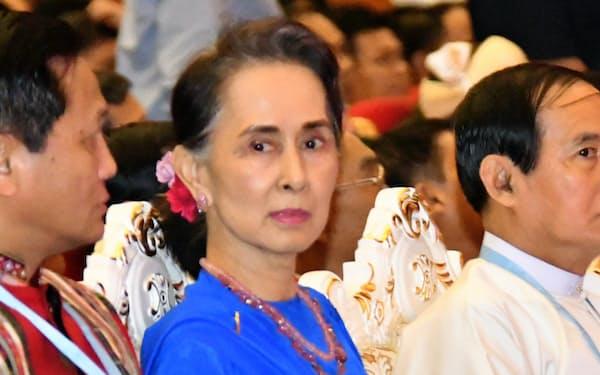 様々な課題に直面するアウン・サン・スー・チー国家顧問