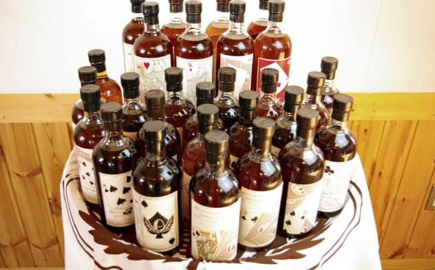 和製ウイスキー最高額落札 埼玉産、香港で約1億円
