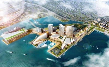 横浜市はIR開業による経済効果を期待する(写真はイメージ)