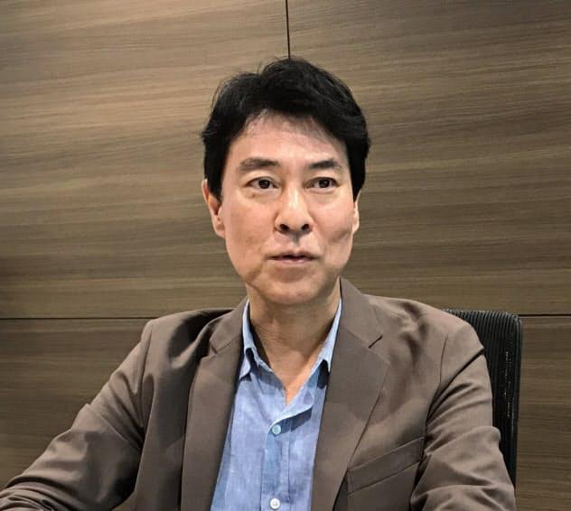 岩田和久・ディップ最高執行責任者(COO)人材サービス事業本部長