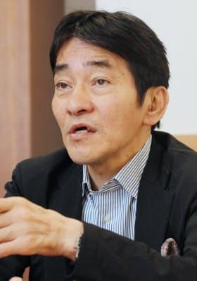 安井豊明氏