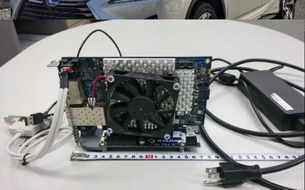 イーソルは車載向けOSを開発し、自動運転の実証実験を重ねる