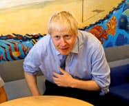 ジョンソン英首相のEUへの要求は、離脱協定案の修正を伴うためEUが応じるかは不透明だ=ロイター