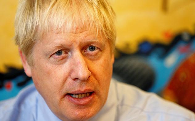 ジョンソン英首相は英国の「合意なきEU離脱」を進めるが、産業界では準備が追いついていない=ロイター