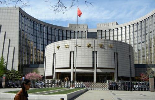 北京市の人民銀本店