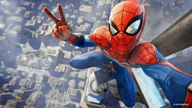 「スパイダーマン」はソニーの有力なゲームソフトの1つ