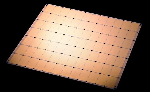 セレブラスが開発したAI向けの世界最大のチップ