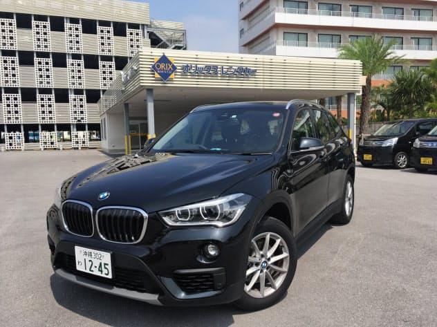 欧州からの訪日客獲得を狙い独BMW車を導入した