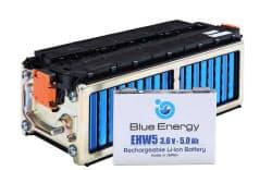 GSユアサがホンダとの共同出資会社で手がけるHV向け電池
