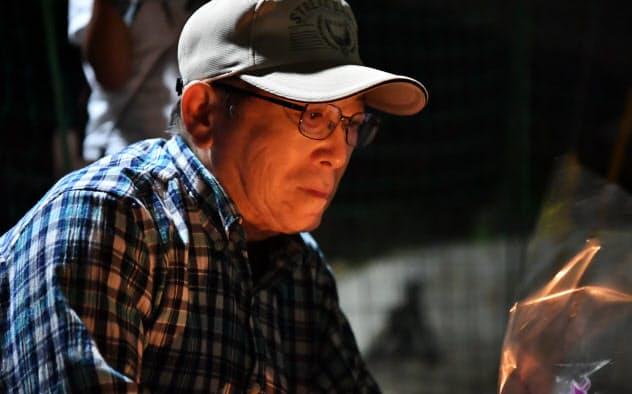 広島土砂災害5年 兄夫婦への悔い胸に歩き続ける