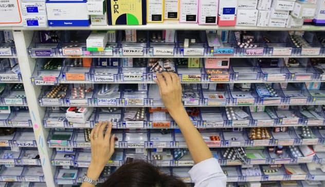 厚労省は市販類似薬の患者負担の引き上げを検討する