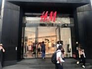 H&Mでは増税後も税込み価格表示を維持する