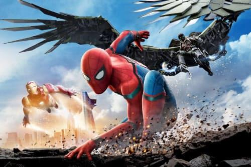 ソニーにとって映画「スパイダーマン」シリーズは重要な収益源だ((C)Marvel Studios 2017. (C)2017 CTMG. All Rights Reserved.)