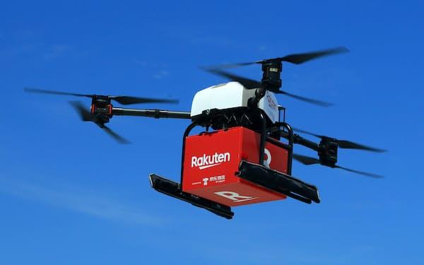 ドローンはネット通販の商品配送など商業利用の拡大が見込まれる