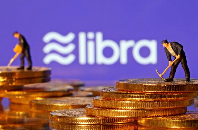 EUはデジタル通貨「リブラ」の調査を始めた=ロイター