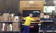 ブラジル政府は郵政電信公社を民営化する(4月、リオデジャネイロ)=ロイター