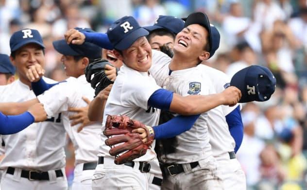 履正社が初優勝 星稜に5―3 全国高校野球選手権