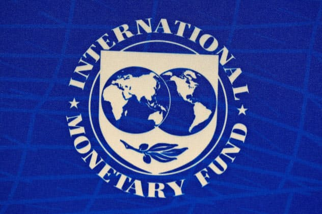 IMFは通貨安競争の回避を呼び掛けている=ロイター