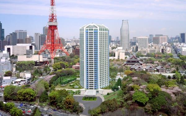 ザ・プリンス パークタワー東京(東京・港)