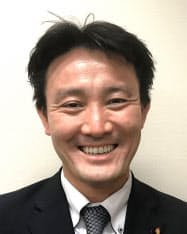 自民・物流倉庫議連事務局長井林辰憲氏