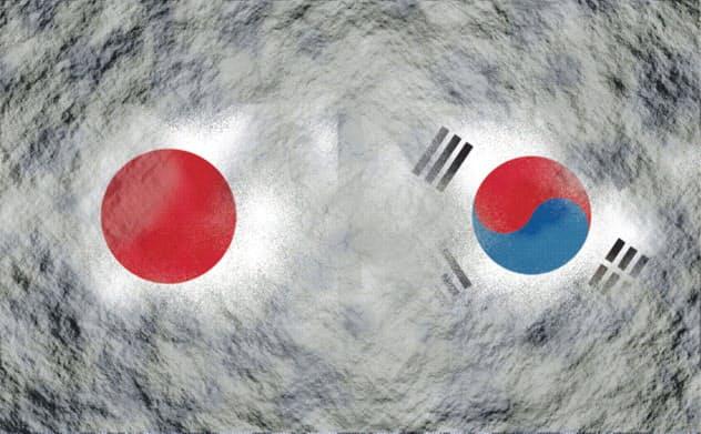 米国は同盟国である日韓とGSOMIAを結び、軍事機密を融通し合うが、日韓ともその機密の核心は米軍情報にほかならない