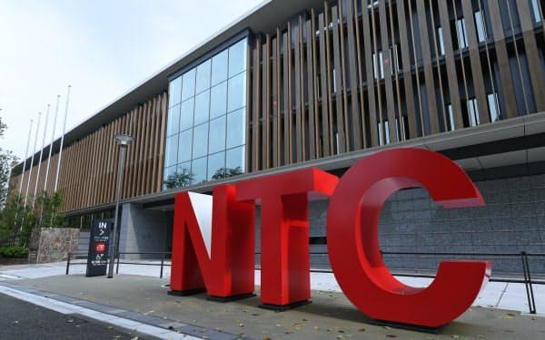 ナショナルトレーニングセンターは五輪とパラの共用の強化拠点になった(東京都北区)
