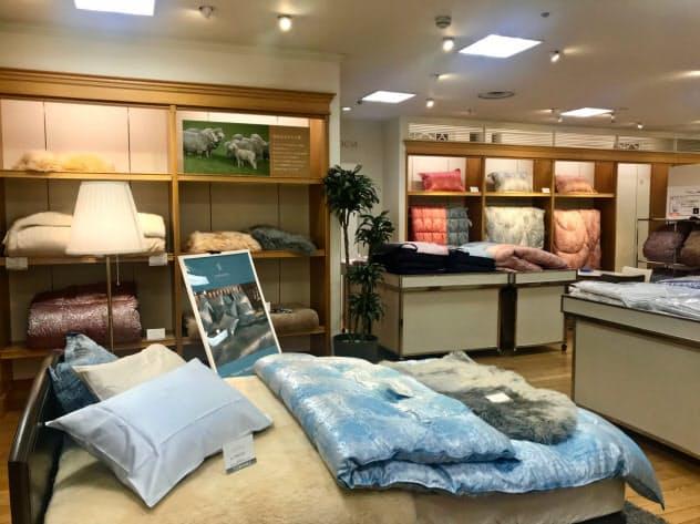 東急百貨店札幌店は高額な商品の駆け込み需要に備えた施策を打ち出している(札幌市)