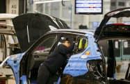 独BMWは米国で生産した車を中国に輸出している=ロイター