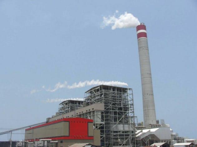 住友商事はインドネシアなどでも石炭火力発電所を開発した実績がある