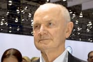 ピエヒ氏はVWの社長・監査役会会長として20年以上にわたって君臨した=ロイター