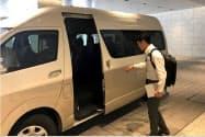 オンデマンドバスで移動の効率化を目指す
