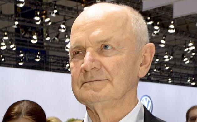 ピエヒ氏はポルシェ、アウディ、VWで社長を歴任し、1999年には自動車業界の「世紀の経営者」に選ばれた=ロイター