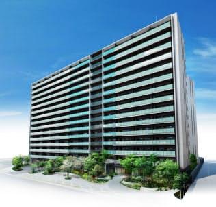 近鉄不動産などは大阪・関西万博で注目される咲洲(さきしま)にマンションを建設する