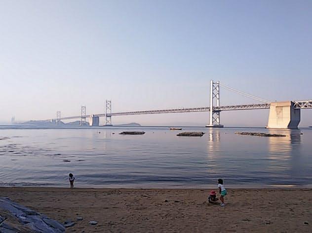 瀬戸大橋はインフラツーリズムでも活躍している