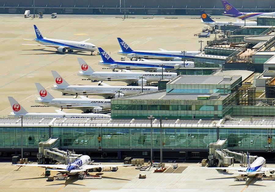 羽田国際線の増便、9カ国・地域に配分 割り当て発表: 日本経済新聞