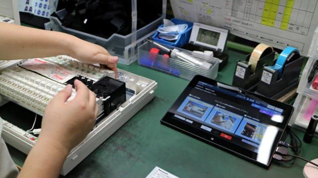 パナソニックは電設資材の海外展開に力を入れる